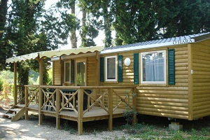 Mobil-home Resort 6/8 personnes 1